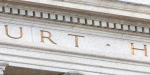 Court house litigation